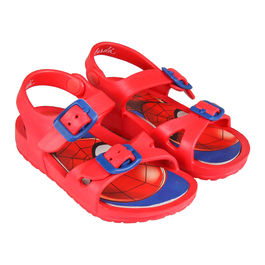 Sandalias deportivas Spiderman Marvel full print