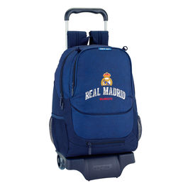 Trolley Real Madrid Basket 43cm carro 905