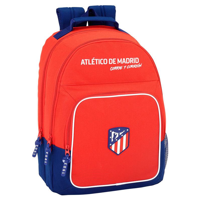 Mochila Atletico Madrid Coraje 42cm adaptable