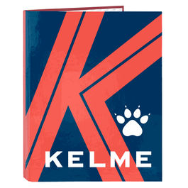 Carpeta Kelme Mark A4 anillas