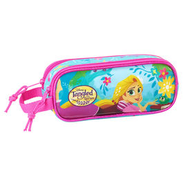 Disney Tangled double pencil case