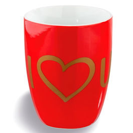Taza I love you Love Classic Nici