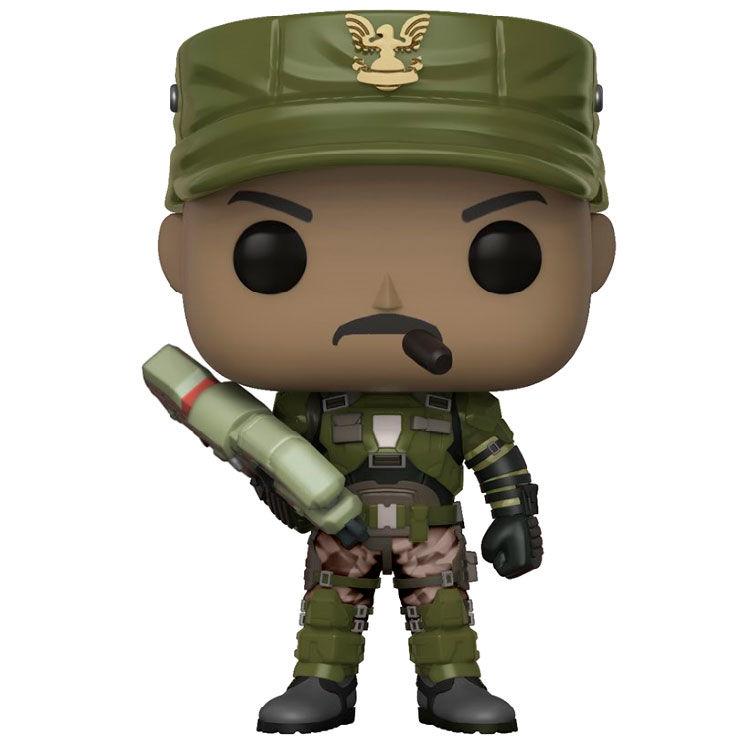 Funko POP o Figura POP Halo Sgt. Johnson Chase