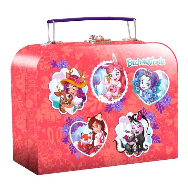 Joyero maletin Enchantimals