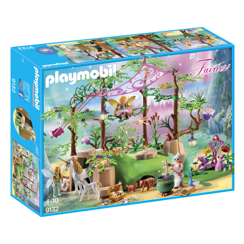 Bosque Magico de las Hadas Playmobil Fairies
