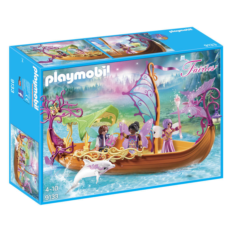 Barco Romantico de las Hadas Playmobil Fairies