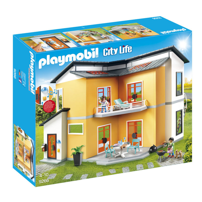 Casa Moderna Playmobil City Life