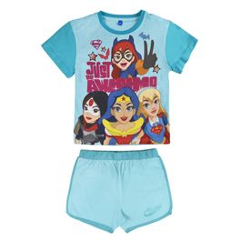 Conjunto pijama Superhero Girls DC Comics