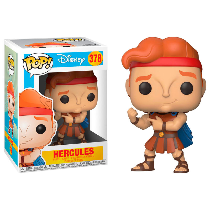 HERCULES, DISNEY, POP FUNKO