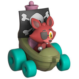 Figura Super Racers Five Nights at Freddy's Foxy the Pirate