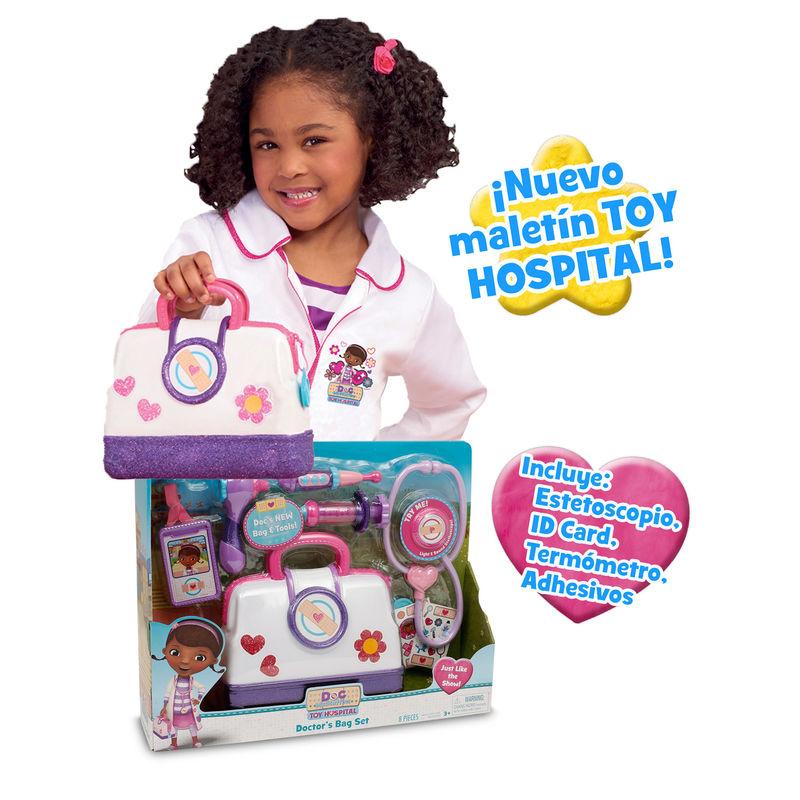 Maletin Disney Toy Hospital Doctora Juguetes 2Y9IEDHW