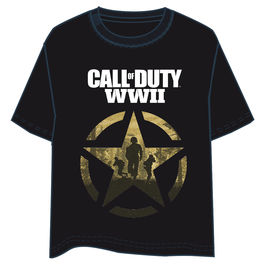 Camiseta Call of Duty estrella adulto