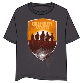 Camiseta Call of Duty escudo adulto