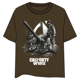 Camiseta Call of Duty cañon adulto