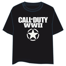 Camiseta Call of Duty letras adulto
