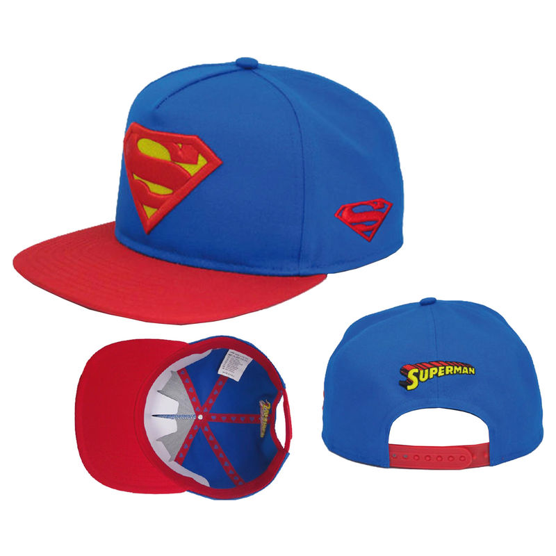 Gorra Superman DC Comics adulto a22e0efae2d