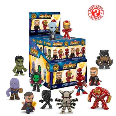 Assorted Mystery Minis Figure Marvel Avengers Infinity War Set 1