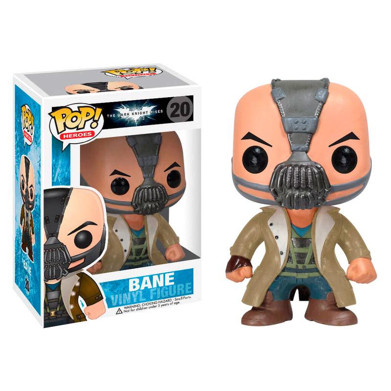 Figura POP Bane DC Batman Caballero Oscuro
