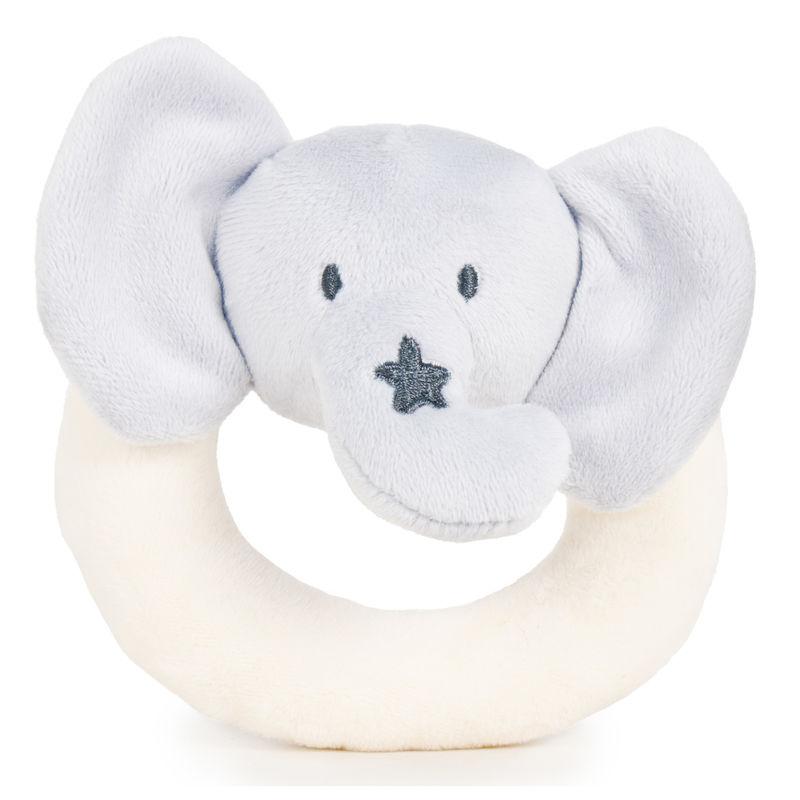 Sonajero peluche Elephant Baby soft 8425611367953