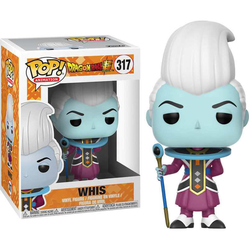 WHIS, DRAGONBALL, DRAGON BALL