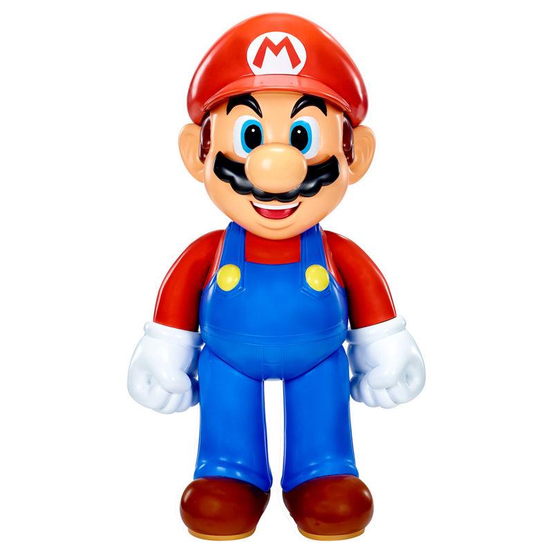 Figura Super Mario Nintendo 50cm 039897782546