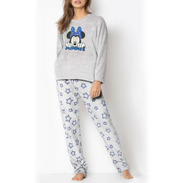 Pijama Minnie Stars Disney coralina adulto