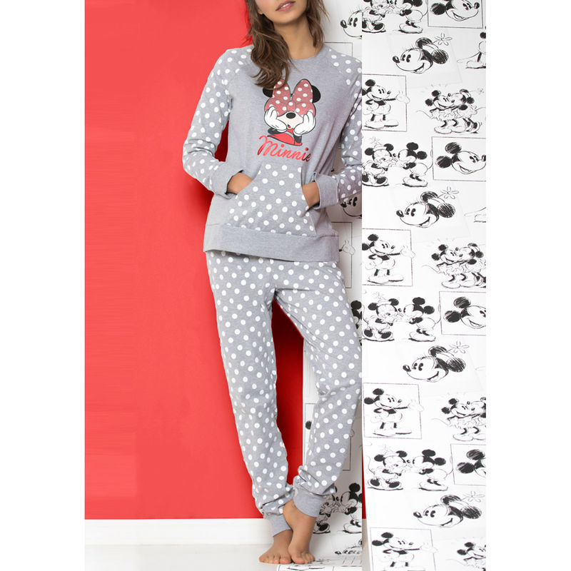 3f5bbf3b79 Pijama Minnie Spot Disney adulto