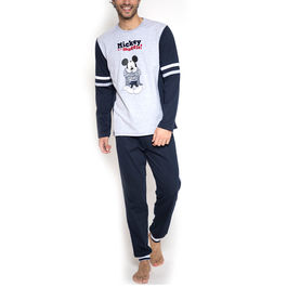 Pijama Mickey Muddle Disney adulto
