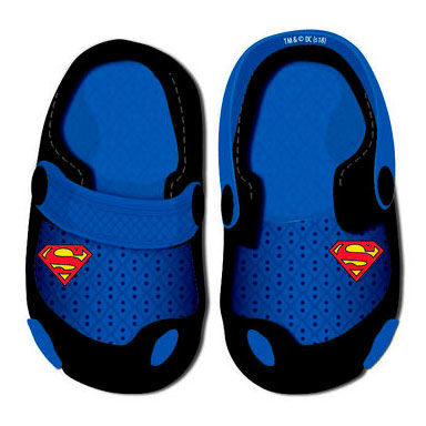 Zuecos Superman DC Comics surtido