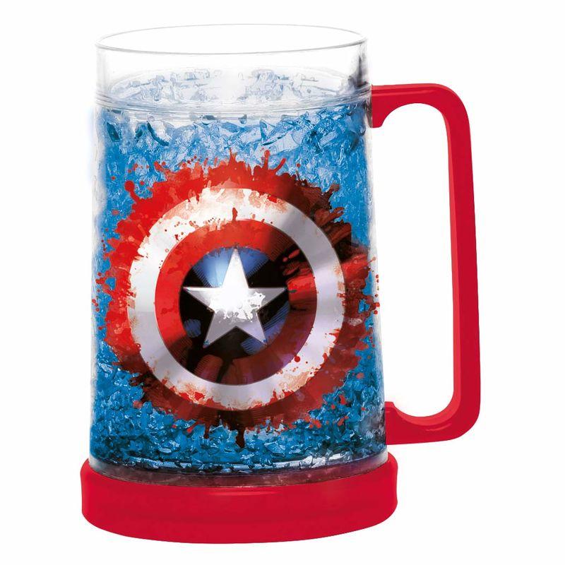 Jarra polar Marvel Capitán América