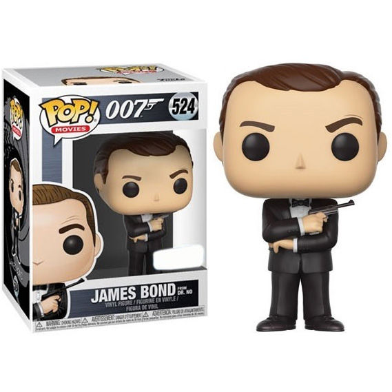 Funko POP o Figura POP James Bond 007 Sean Connery Exclusive