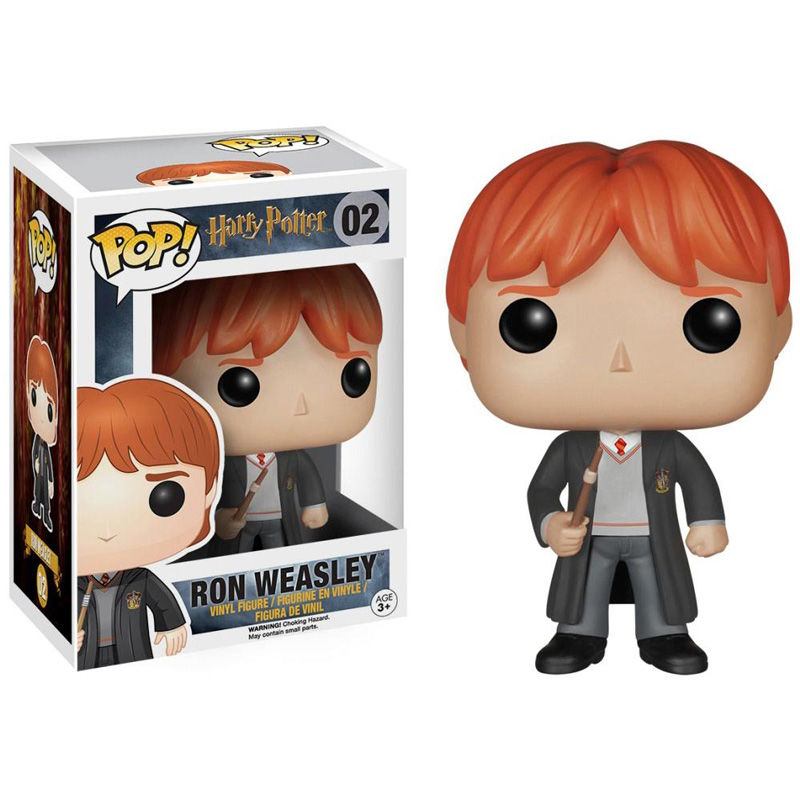 Funko POP o Figura POP Harry Potter Ron Weasly