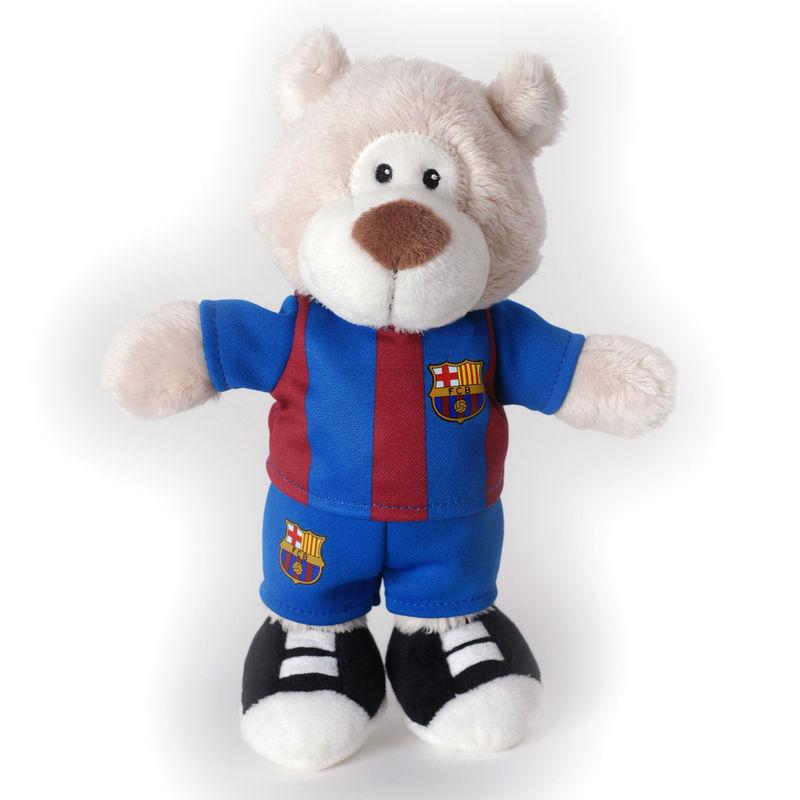 Peluche musical Oso FC Barcelona Nici 20cm