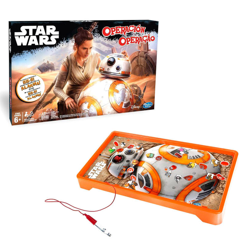 Juego Operacion Star Wars