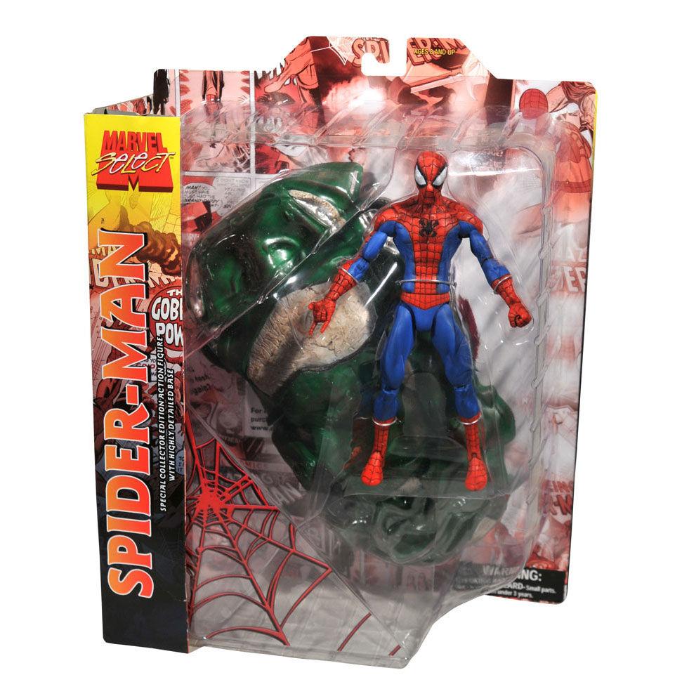 Figura Spiderman Marvel 18cm (2)