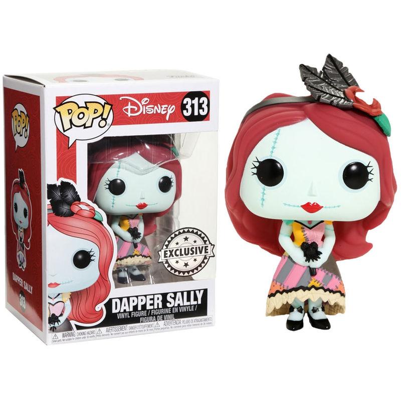 Funko Pop Disney NBX Sally Pop Vinyl Figure en stock