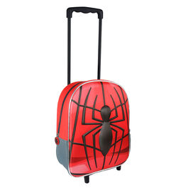 Marvel Spiderman 3D trolley 31cm