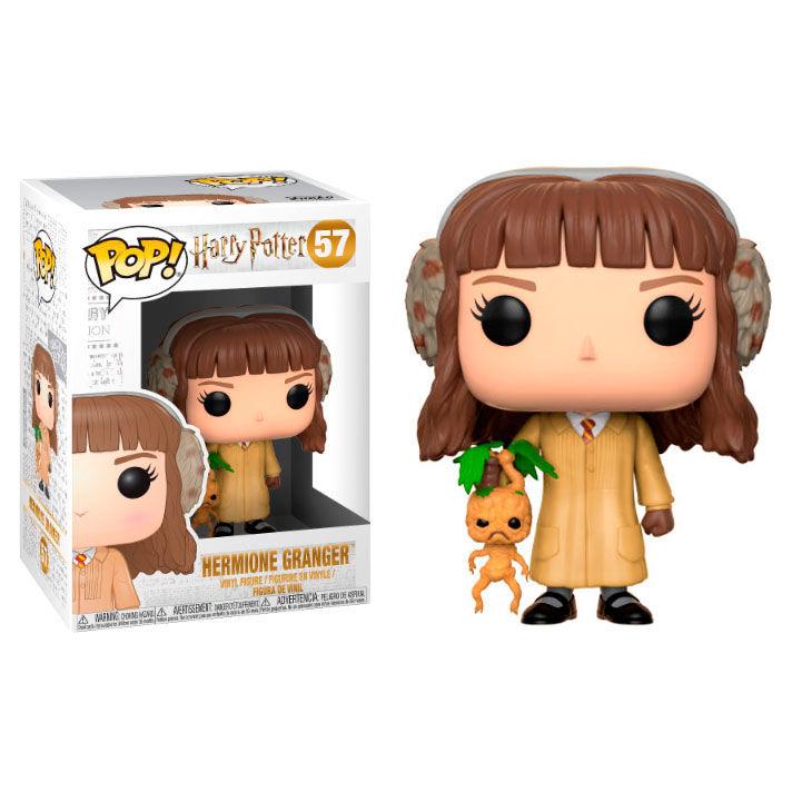 Funko POP o Figura POP Harry Potter Hermione Herbología