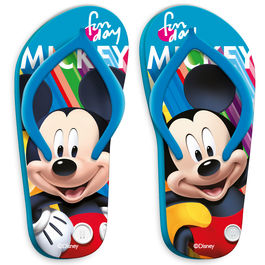 Chanclas Mickey Disney transfer print