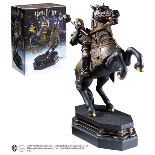 Sujetalibros Ajedrez Magos Caballero Negro Harry Potter (1)
