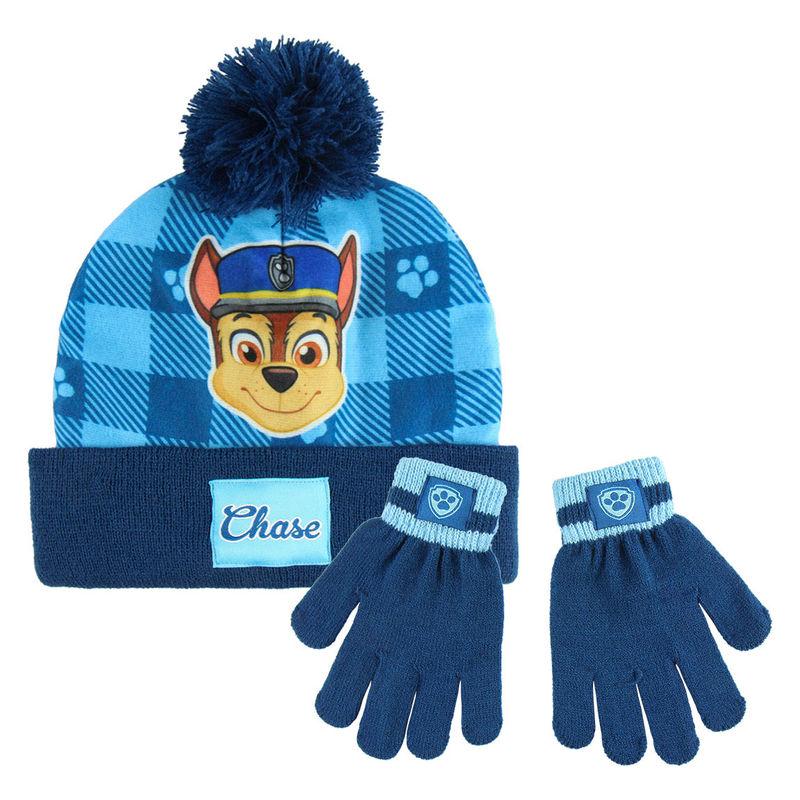 4df96a85c05bf Paw Patrol set hat gloves