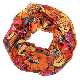 Five Nights at Freddy's scarf