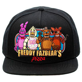 Five Nights at Freddy's cap