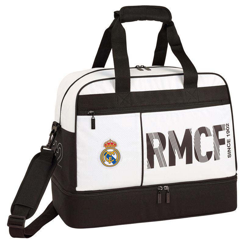 Bolsa deporte zapatillero Real Madrid 48cm