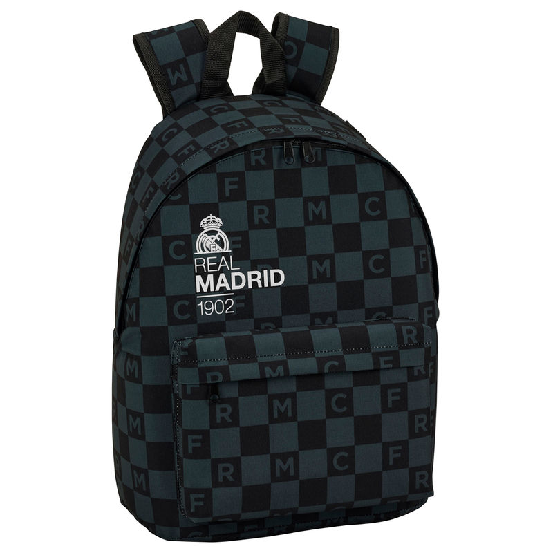 Mochila ordenador Real Madrid 41cm