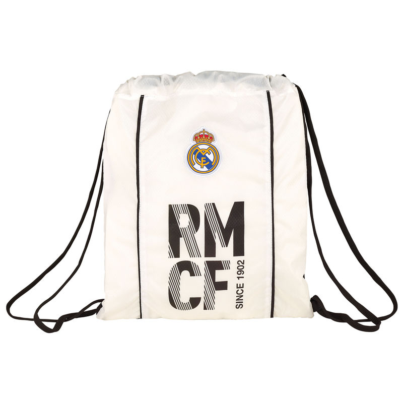 Saco Real Madrid 40cm 8412688318322
