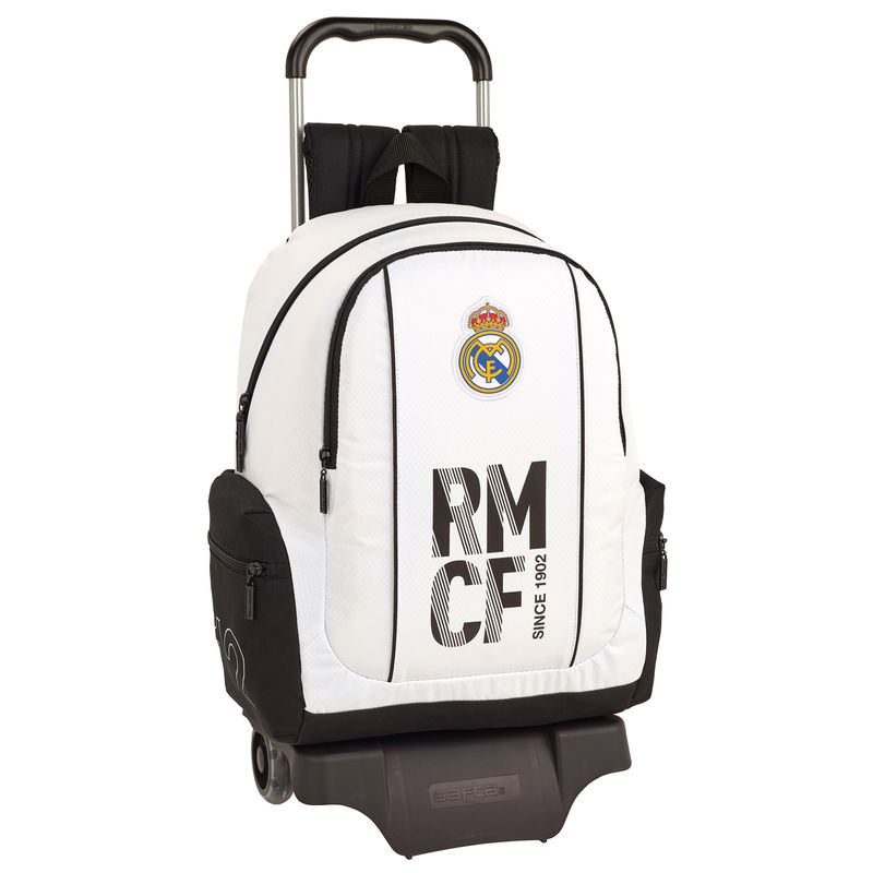 Trolley Real Madrid 43cm carro 905 8412688318360
