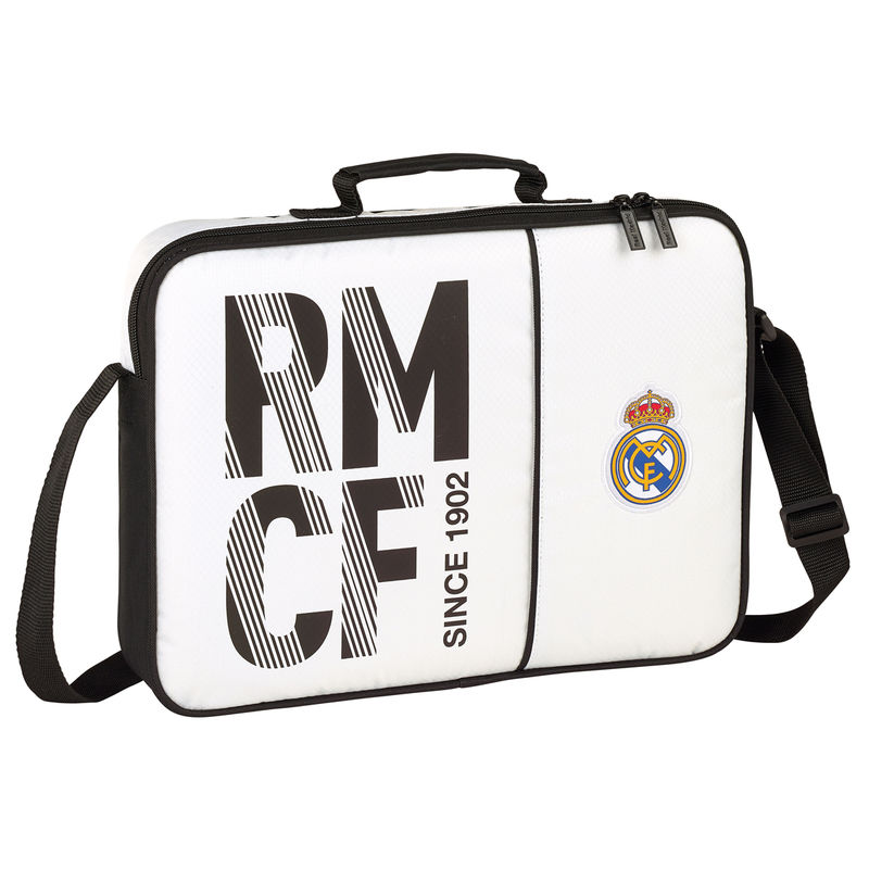 Cartera Real Madrid extraescolares 8412688318377