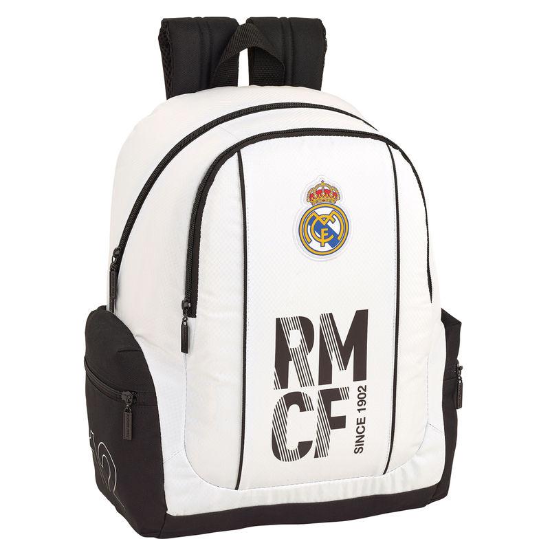 Mochila Real Madrid 43cm adaptable a carro