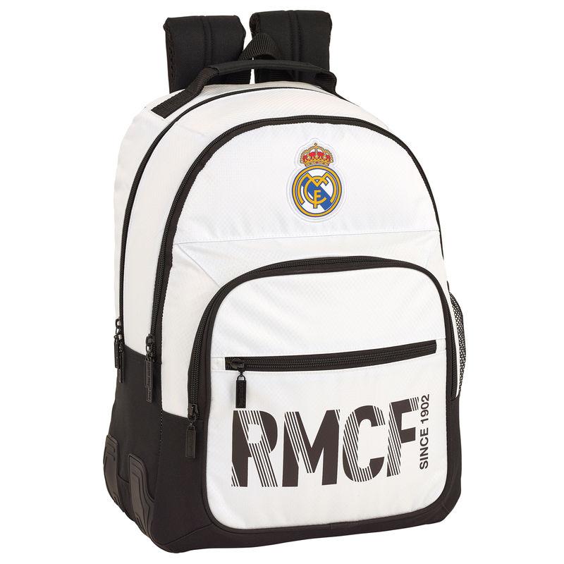Mochila Real Madrid 42cm adaptable a carro